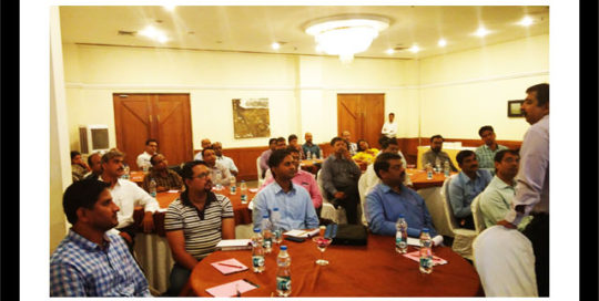 Hydrabad Career Development Facilitators Training