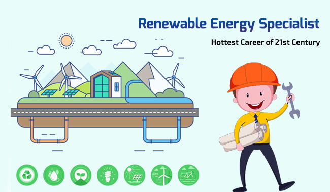 renewable energy specialist